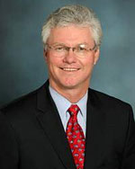 Dr. John Finkenberg of the North American Spine Society's Advocacy Committee