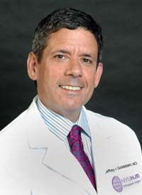 Dr. Jeffrey Goldstein of NYU Langone Medical Center's Hospital for Joint Diseases