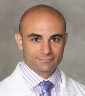 Dr. Hooman Melamed of DISC Sports and Spine Center