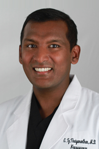Dr. Ty Thaiyananthan on private spine practices