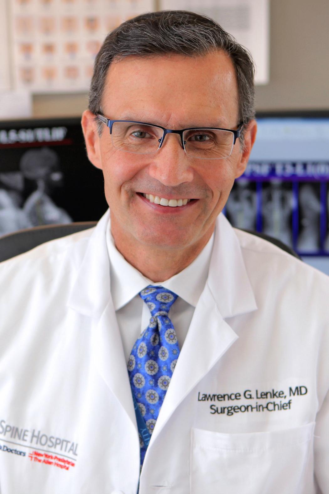 Lawrence Lenke