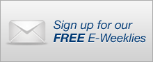 Sign up for the free Becker's Orthopedic & Spine Review E-Weekly